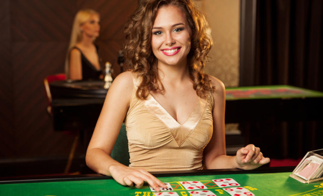Casino gambling legal